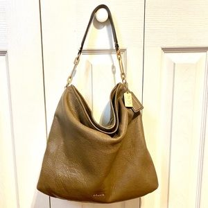 Coach over the shoulder bag